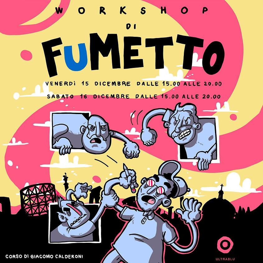 WorkShop di Fumetto