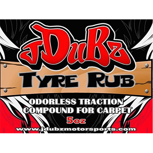 jDuBz Tyre RUB odorless traction compound