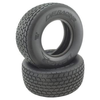 G6T D30/D40 Compound SC Oval Tire / With Inserts / 2Pcs.
