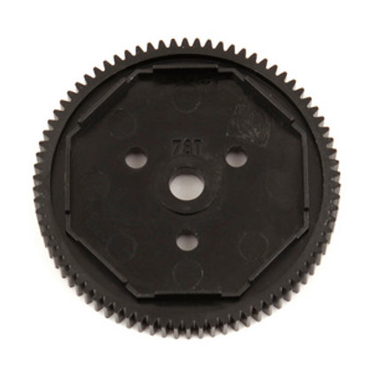 Team Associated Spur Gear, 78 Tooth, 48 Pitch, for B6.1