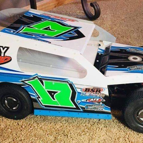 2020 FIVESEVEN DESIGNS PRODIGY body by AFX