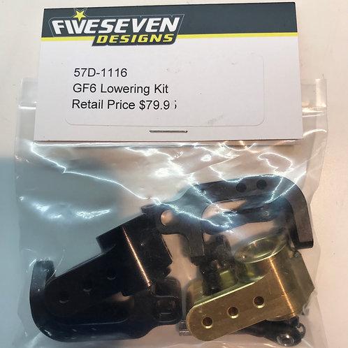 GF 6 Lowering Kit