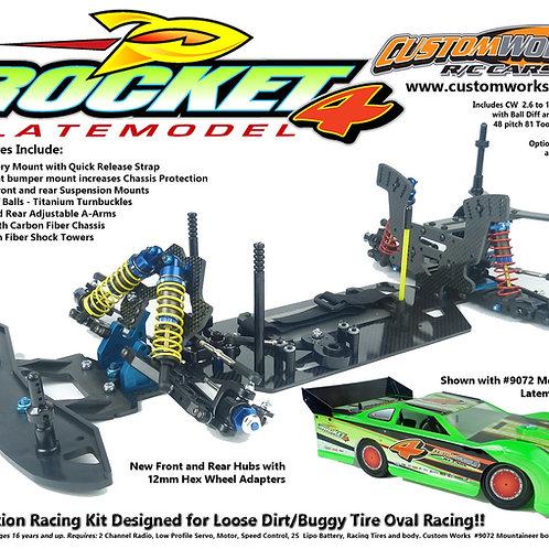 Custom Works Rocket 4 kit