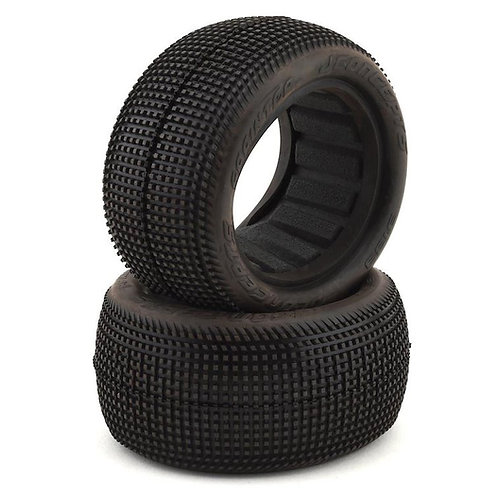 "JConcepts Sprinter 2.2"" Rear Buggy Dirt Oval Tires (2) super soft"