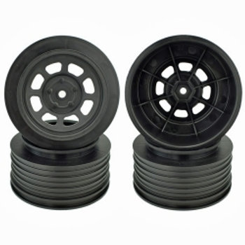Speedway SC Wheels for Associated SC5M / +3mm / 29mm BKSP / BLACK / 4Pcs