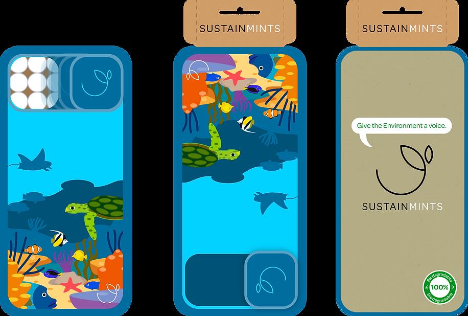 SustainMint Packaging Design