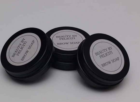 Beauty by Feliciti brow soap