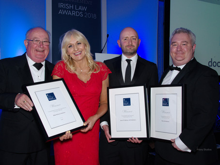 Celebrating the Irish Law Awards