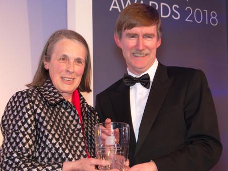 The Honourable Lifetime Achievement Award