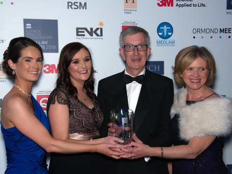 Employment Law Firm - Lawyer of the Year Award