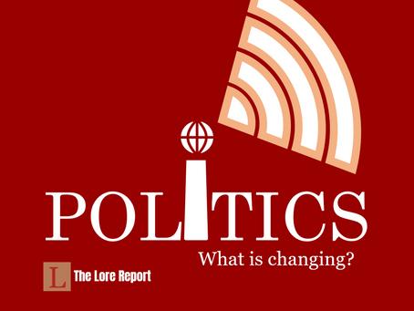 POLITICS-TREVOR Ó CLOCHARTAIGHTY