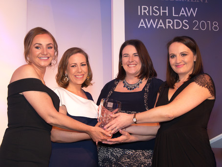 Cluid took home the In-House Legal Team of the Year Award