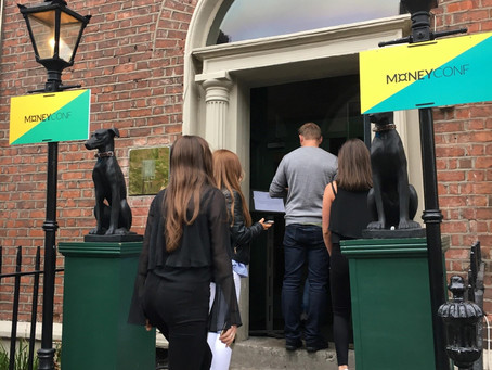 MoneyConf's Legendary Networking Happens In the Streets fo Dublin After Hours.