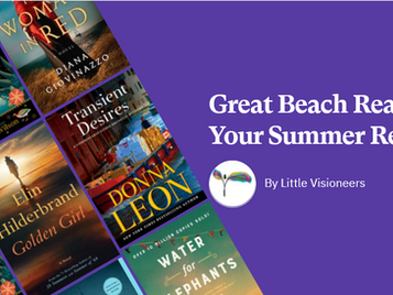 Great Beach Reads to Add to Your Summer Reading List