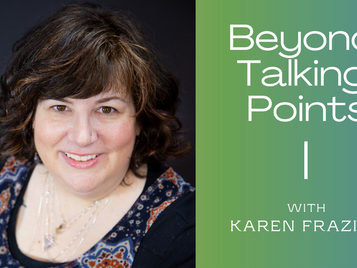 Karen Frazier: What's The Difference Between Intuition and Imagination?