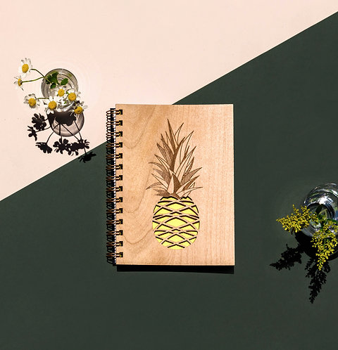 Pineapple Wood Journal