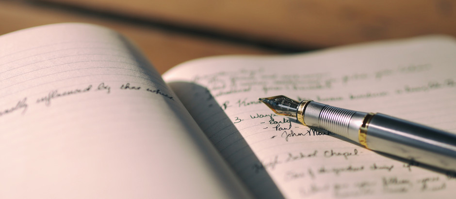 The Practice and Potential of Journaling