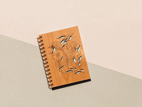 Tidepools Wood Journal