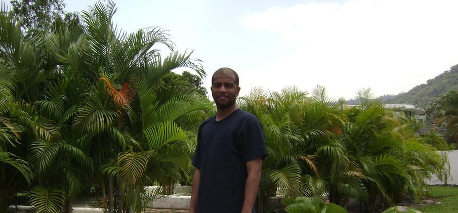 Me on Usha Village