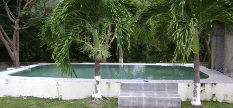 Healing Waters Pool Usha