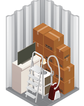 5x5 Storage Unit