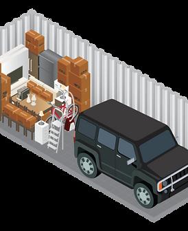 10x30 Storage Unit