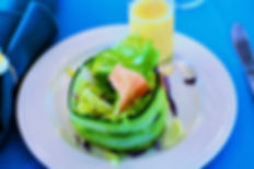 wrapped cucumber salad, wedding, venue, photography, catering, event planner, Rieken Weddings 9548227273