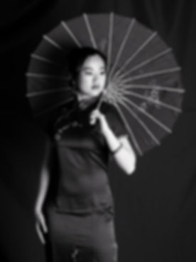 Sweet 16, beauty shots, photo, video, traditional chinese dress, Rieken Weddings 9548227273, black and white