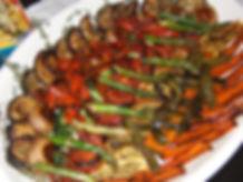 grilled vegetables, wedding, venue, photography, catering, event planner, Rieken Weddings 9548227273