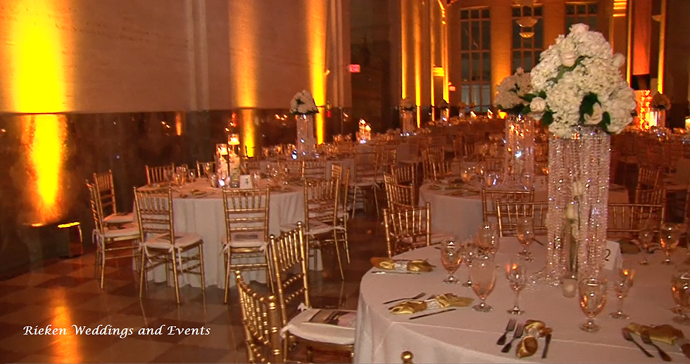 flowers and decor, ceterpieces, chiavari chairs, wedding, venue, photography, catering, event planner, Rieken Weddings 9548227273