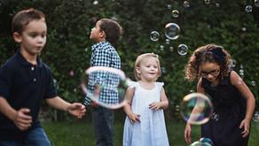How Sensory Play Benefits Language Development