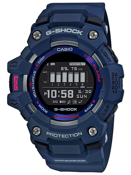 CASIO G-SHOCK GBD-100-2