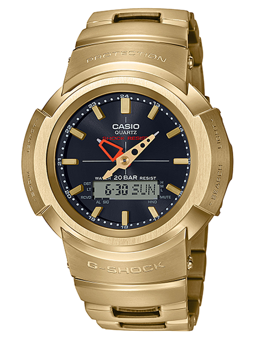 CASIO G-SHOCK AWM-500GD-9AJF