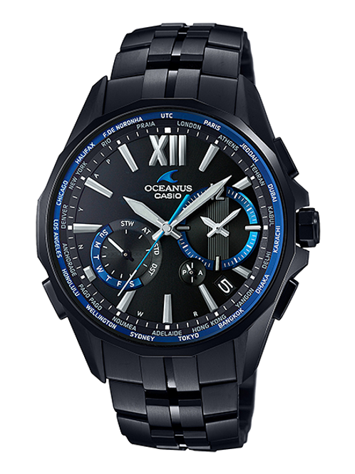 Casio Oceanus Manta OCW-S3400B-1AJF