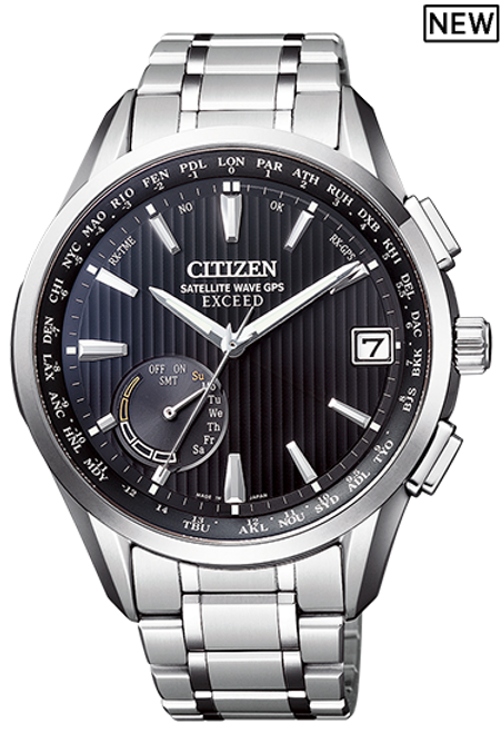 Citizen Exceed CC3050-56F