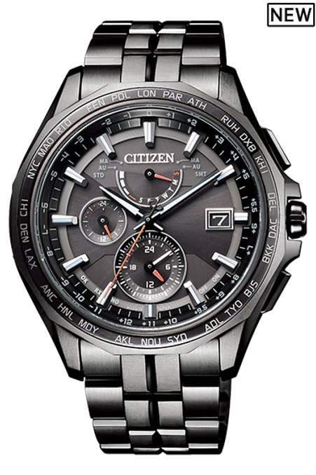 Citizen Attesa AT9097-54E