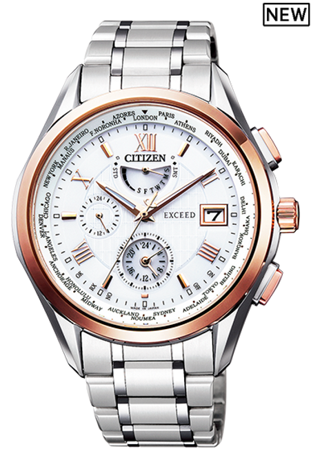 Citizen Exceed AT9114-57A