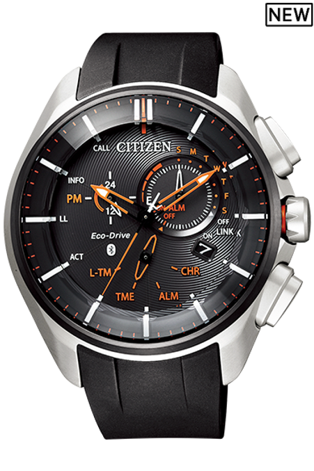 Citizen Bluetooth BZ1041-06E