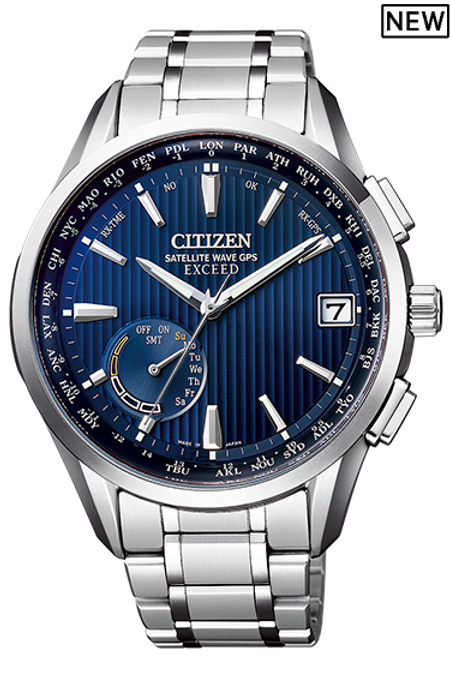 Citizen Exceed CC3050-56L