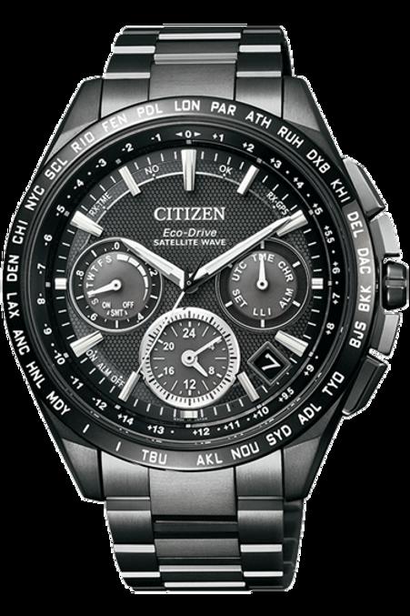 Citizen Attesa CC9017-59E