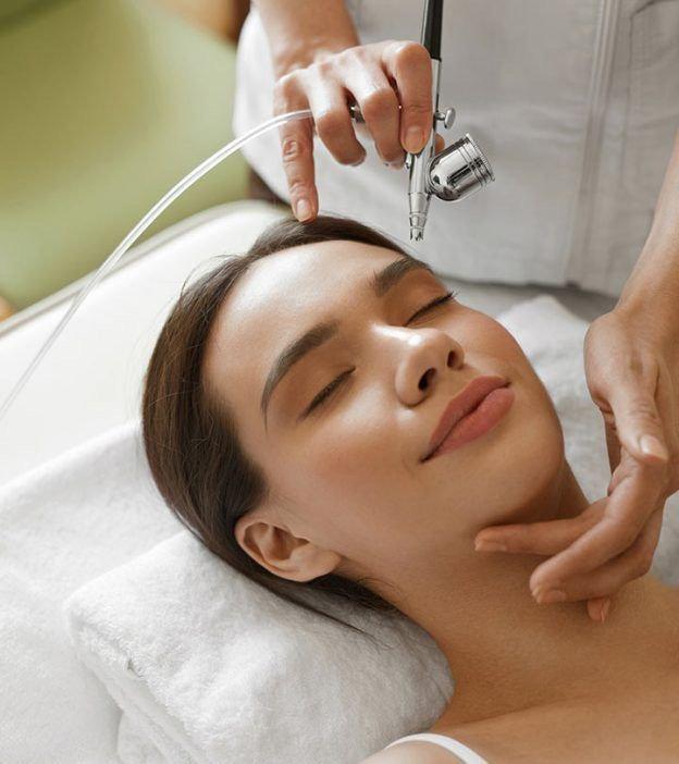 Zuurstofbehandeling (Intraceuticals)