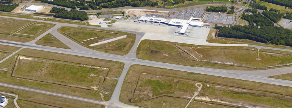 Myrtle Beach International Airport Expansion