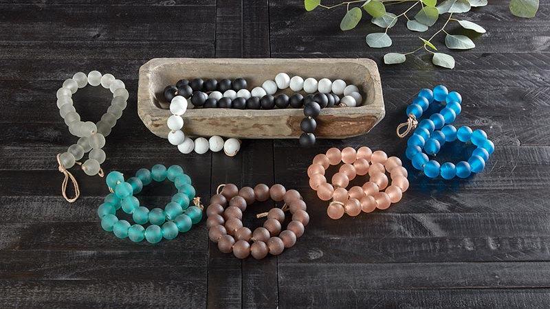 Decor Beads - Glass