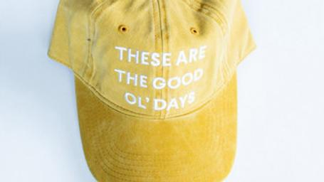 Good Ol Days Hat