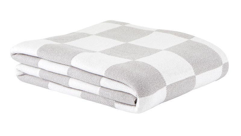 Throw Blanket - Check