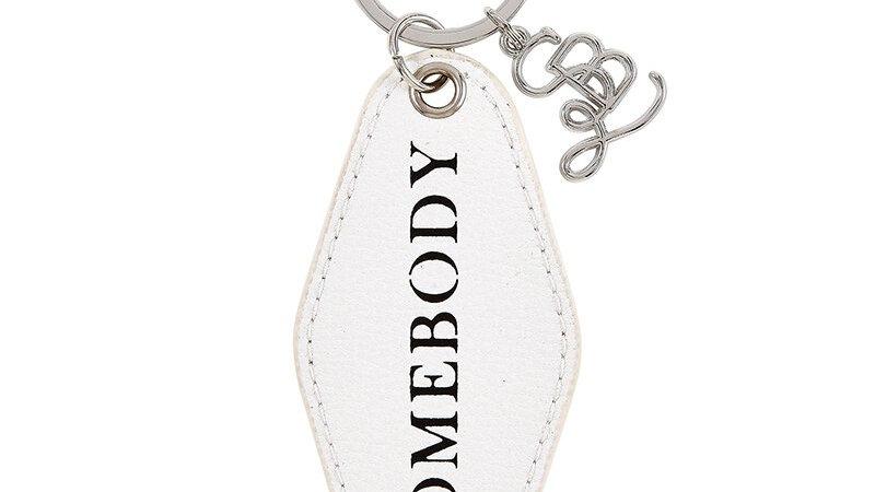 Homebody Keychain
