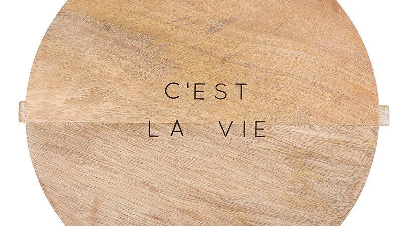C'est La Vie Cheese Board