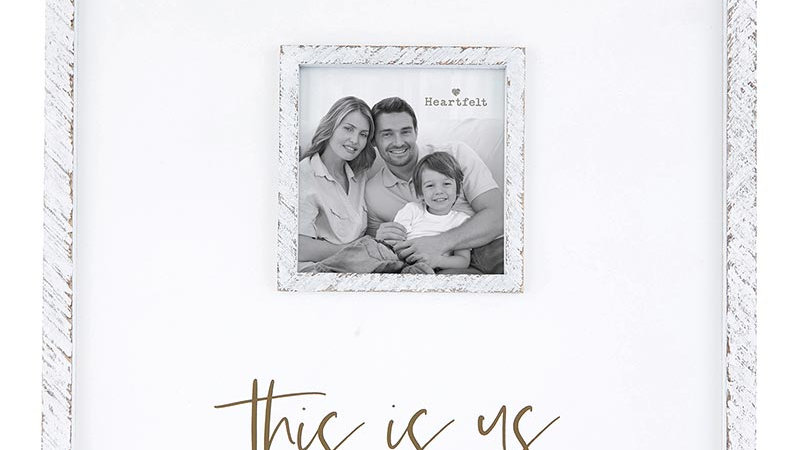 12x12 Photo Frame - This Is Us
