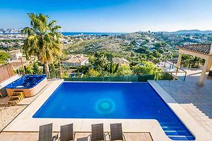 Villa BluMarin - holiday let - Javea, Sp