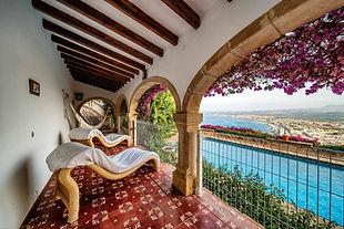 Villa Panoramika holiday rent in Javea P